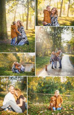 Family autumn photography - photo by Jitka Sečková