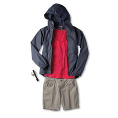 Toad&Co Women's Fly-by-night Jacket ~ This windbreaker is an excellent travel companion.