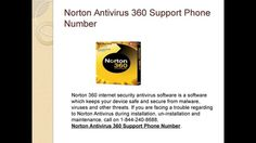 Call on 1-8442408688 phone number for getting Norton 360  antivirus internet security support or help.