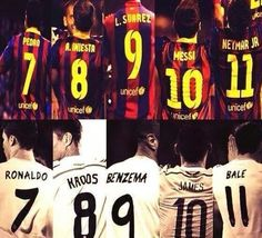 """""""El clasico"""" 2014-2015 it's going to be crazy!!!"""