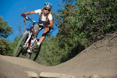 women mountain biking = awesome
