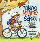 Asthma is a very common childhood experience, and this book can help teachers and classmates understand it better.  It might be particularly helpful when a child has more severe symptoms