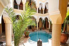 My future house will be a Riad !!!!!    Riad Léna & SPA, Marrakech.