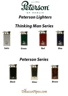 Peterson Lighters