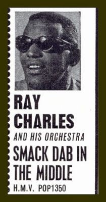 SIXTIES BEAT: Ray Charles Ray Charles, Orchestra, Musicals, Blues, African, Block Prints, Band, Musical Theatre