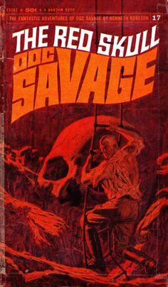 Doc Savage #17, Bantam Books