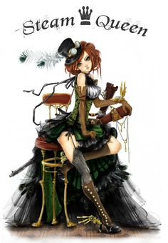 Steampunk! Love <3