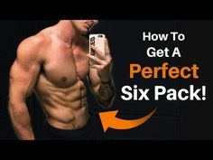 Want to build a strong core and a sexy set of abs? Make sure your 6 pack workout has exercises which target the entire body. Performing crunches, leg raises, and planks will only take you so far. Find out which are the best ab exercises! 6 Pack Abs, Six Pack Abs Workout, Abs Workout For Women, Tummy Workout, Get Abs Fast, How To Get Abs, Fat Fast, Six Abs, 30 Day Abs