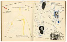 Jorn, Asger, y Guy Debord: Mémoires (interior), Copenhague: L'International Situationniste, 1959