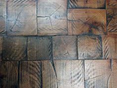 When we were hunting for a affordable flooring solutions for theLaboratory, we came across a wood floor we had never seen before in a store in Soho: it wa