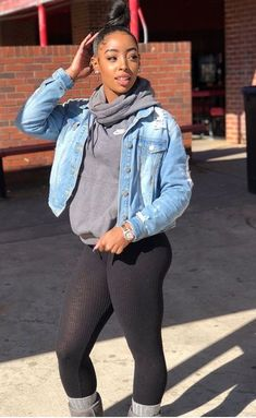 winter outfits blackgirl Ready to rock a new hairs - winteroutfits Winter Outfits For Teen Girls, Fall College Outfits, Chill Outfits, Swag Outfits, Nike Outfits, Fall Winter Outfits, Outfits For Teens, Trendy Outfits, Fashion Outfits