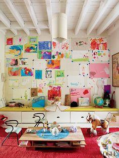Miranda Brooks Brooklyn House – Photos – Vogue - Vogue