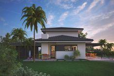 Modèle de maison Couleur Villas