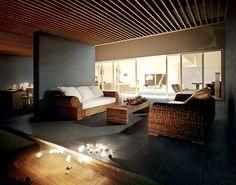 Stone cladding for interior and outdoor design: Pietra del Nord Rex