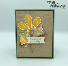 Card Tags, I Card, Leaf Cards, Operation Christmas Child, Beautiful Handmade Cards, D 20, Friendship Cards, Thanksgiving Cards, Fall Cards