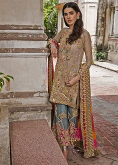 Indian Embroidery, Hand Embroidery, Indian Wear, Pakistan, Trousers, Pajamas, Sari, Traditional, Formal