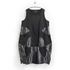 Balloniges #lagenlook Träger-Kleid von Prisa Stoffmix  Große Größe 44-46  14990 (Inkl. MwSt. & Versand) --- JETZT SHOPPEN  https://seelenlook.de --- #fashion #fashionlover #highfashion #style #stylish #mode #outfit #womanstyle #plussize #plussizefashion #boho #bohostyle #bohochic