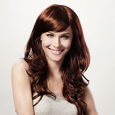 Capless Extra Long High Quality Synthetic Nature Look Golden Brown Curly Hair Wig - USD $ 31.99