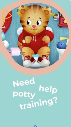 Wondering when it's time to start potty training? Peejamas Daniel Tiger Daytime Trainers are here to help! Visit peejamas.com and see why we created these eco-friendly daytime and overnight training pants. If you love cloth diapers, then Peejamas are the natural next step for your toddler! #pottytraining #pottytrainingtips #greenparenting #organickids