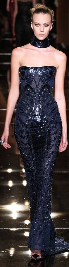 Versace, Haute Couture Fall 2013