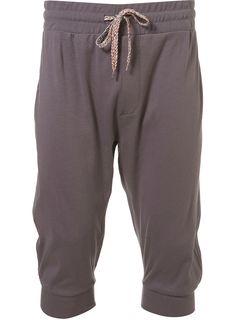 Men's Grey Jersey Cropped Lounge Shorts by Topman Modern Gentleman, Gentleman Style, Mens Fashion Suits, Fashion Outfits, Lounge Shorts, Dapper, Passion For Fashion, Personal Style, Menswear