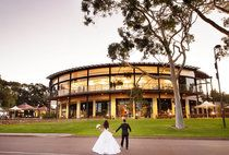 Wedding couple outside Fraser's restaurant, King's Park, Perth. Photography by DeRay & Simcoe Perth Wedding Venues, Beautiful Wedding Venues, Event Venues, Dream Wedding, Perth Western Australia, Australia Travel, Kings Park Perth, Best Friend Wedding, Photographer Branding
