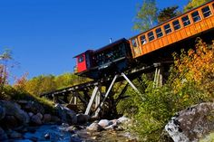 Mount Washington (NH) Cog Railway, can't wait to do it again !