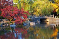 Zurumai Park Nagoya, Japan.