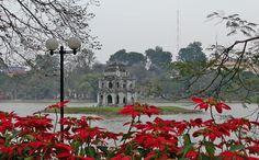 Sword Restored Lake (in Ha Noi)