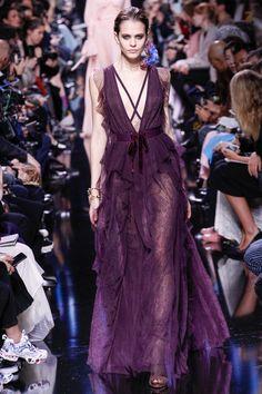 Elie Saab  #VogueRussia #readytowear #rtw #fallwinter2017 #ElieSaab #VogueCollections