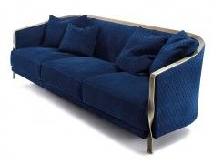 Italian Designer Luxury High End Sofas & Sofa Chairs: Nella Vetrina