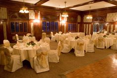 Indoor Wedding/Reception Venue - Library Room in The Lodge at The Stanley Hotel My Perfect Wedding, Our Wedding, Hotel Wedding Receptions, The Stanley Hotel, Library Room, Here Comes The Bride, Knot, Ties, Wedding Inspiration