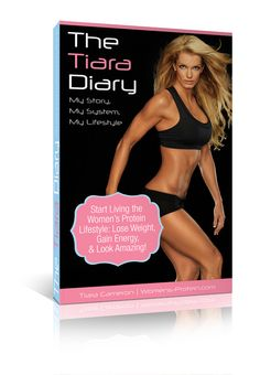 This is a GREAT story! The Tiara Diary - Healthy Body Transformation