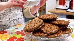 Przepis na najlepsze intensywne ciastka czekoladowe