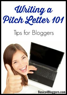 Writing a Pitch Letter 101