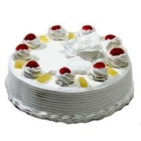 Order Pineapple Cake online for cake delivery in nagpur