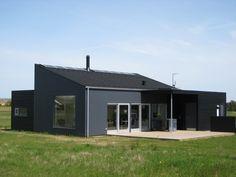 Nyt sommerhus - fremtidens sommerhus med ude køkken, badN.S Høm – Fritidshuse