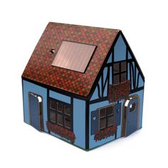 ALSACE Solar House by Casagashop  $10