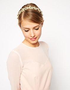 Enlarge Limited Edition Flower Spike Headband