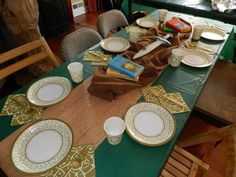 Hobbit / Lord Of The Rings Birthday Party Ideas | Photo 8 of 38 | Catch My Party