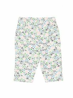 NWT Gymboree Toddler Girls BRIGHT DAYS AHEAD White Shortie Shorts 3t