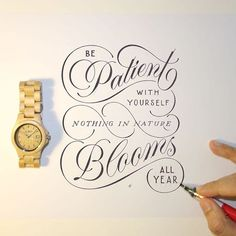 Lettering calligraphy is not just writing. Some people even believe that calligraphy is a Hand Lettering Quotes, Calligraphy Quotes, Creative Lettering, Calligraphy Letters, Typography Letters, Brush Lettering, Lettering Design, Calligraphy Handwriting, Types Of Lettering