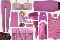 radiant orchid fashion 1 Radiant Orchid: Pantone Color of the Year 2014 Informal Attire, Orchid Color, 2014 Trends, Kinds Of Clothes, Fashion Colours, Color Of The Year, Pantone Color, E Design, Look