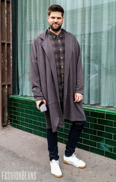 The Best Men's Street Style Looks: October 2017 | FashionBeans