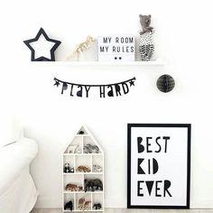 Love this!! Regram @irina_pushko #wordbanner #diywordbanner #lettergarland #alittlelovelylightbox #alittlelovelycompany