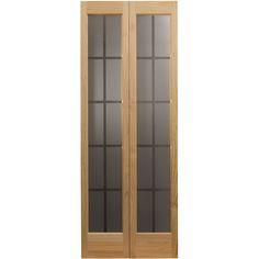 36 X 80 Bi Fold Closet Doors