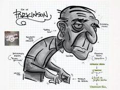 ENFERMEDAD DE PARKINSON. Otro excelente trabajo de @chuletadeosler tienen que seguirlo #Enarm #Neurologia