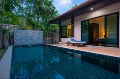 Beautiful Tropical 2 Bedroom Pool Villa in Rawai - Phuket - Thailand - For Rent, For Sale  ฿7,200,000