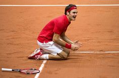 With Davis Cup, Roger Federer Checks Off One More Achievement but Isn't Ready to Stop - NYTimes.com