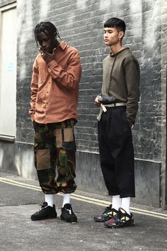 Urban mens fashion looks trendy. preparing for autumn. Outfits Inspiration, Inspiration Mode, Streetwear Mode, Streetwear Fashion, Fashion Week, Street Fashion, Fashion Trends, London Fashion, Fashion 2016